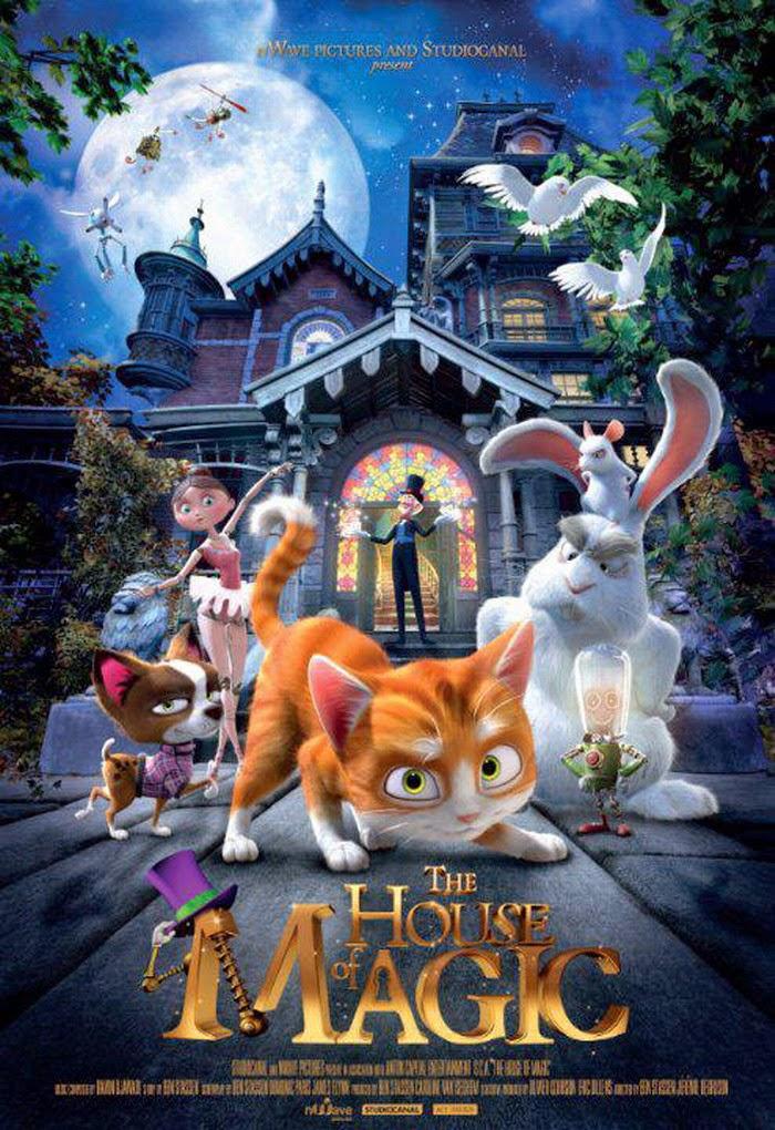Το Μαγικό Σπίτι (The House Of Magic) Poster