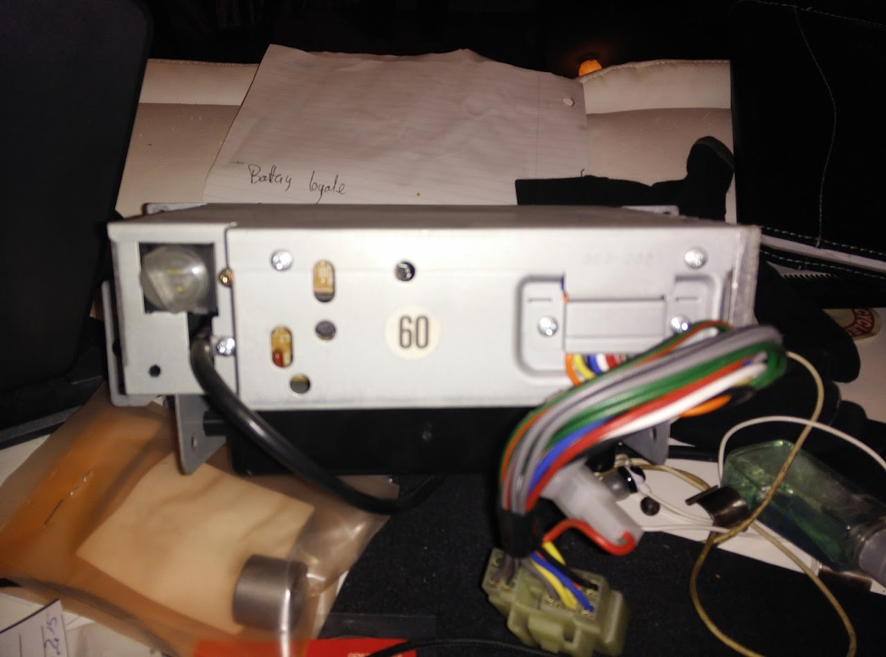 Radio Aux In Loyale W 7 Pin Din Old Gen 80s Gl Dl Xt Loyales Subaru Stereo Wiring Img 20150223 183158