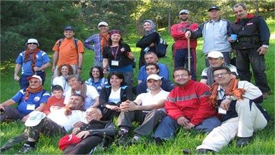 Turdak, Spil Dağı Zirvesine Tırmandı