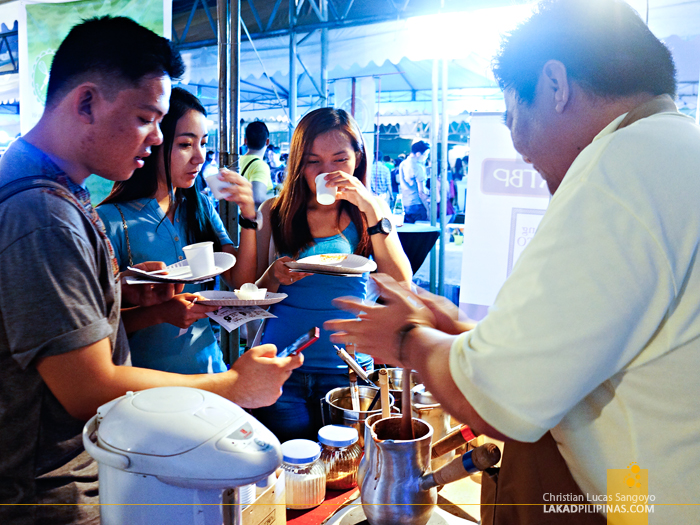 Food Tasters at Foodgasm III in Mercato Centrale
