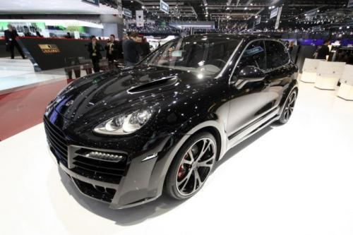 kit techart magnum porsche cayenne