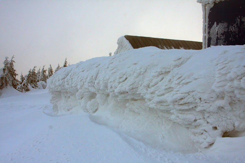 Munții Vrancei zăpadă Covasna schi meteo