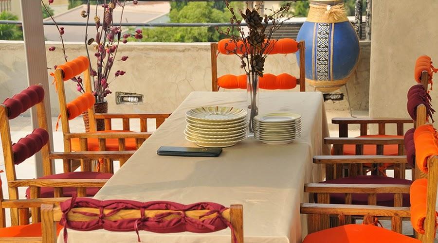 Hilton Hotels, Ile-Ife restaurant