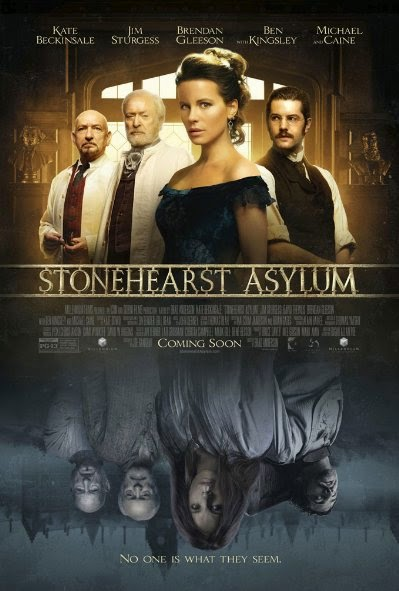 Poster Of English Movie Stonehearst Asylum (2014) Free Download Full New Hollywood Movie Watch Online At alldownloads4u.com