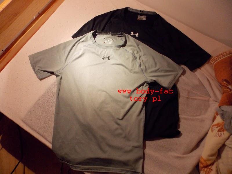 """d70e7b1b0ce38c UWAGA – wbrew błędnym opisom w sklepach internetowych koszulka kompresyjna  z nowej serii """"przełączającej chłód"""" LINK:"""