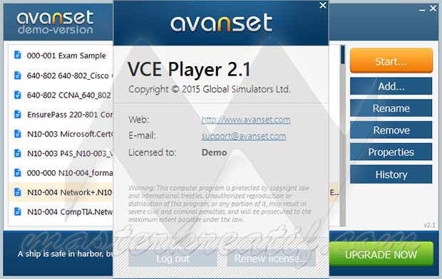 vce file viewer free  full version with crack