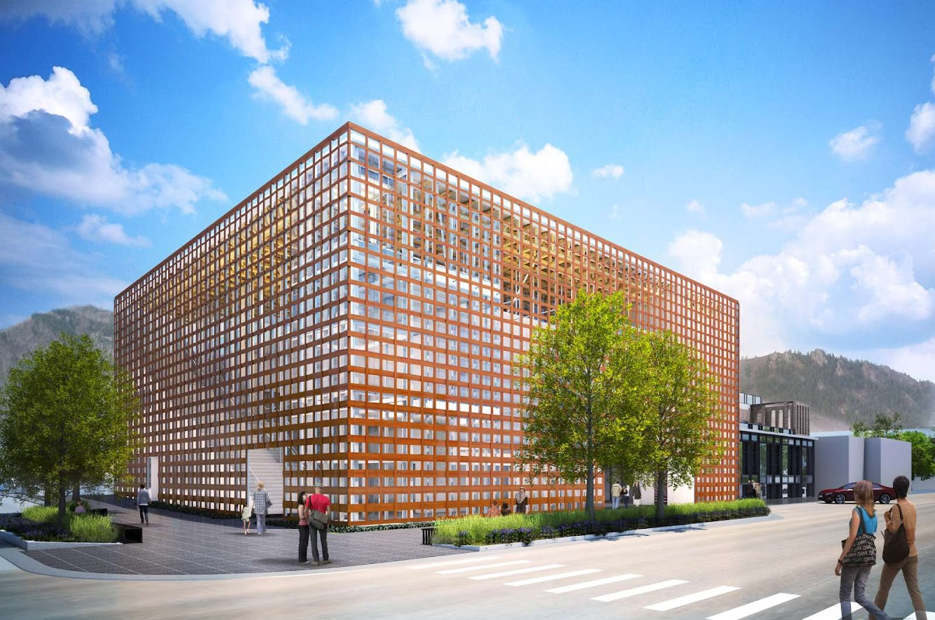 Shigeru Ban Architects: NEW ASPEN ART MUSEUM by SHIGERU BAN OPEN NEXT SUMMER