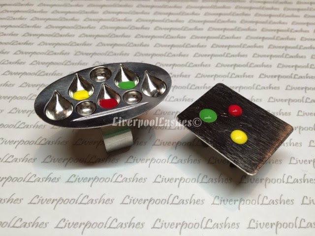 LiverpoolLashes Beauty Blog: Empower Nail Art Ring Thing