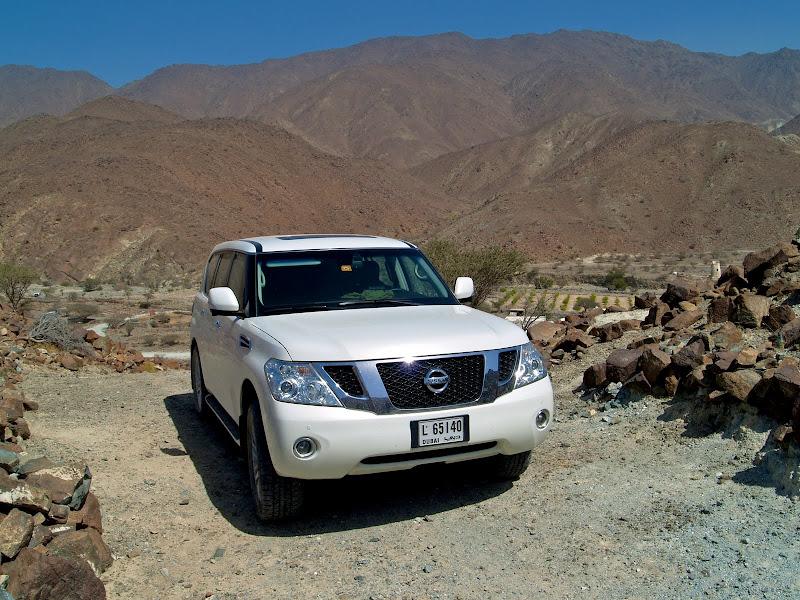 Nissan Patrol Wadi al Helo