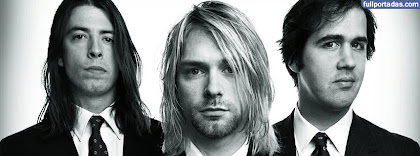 Portada para facebook de Nirvana