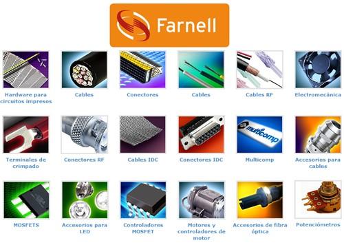 Tienda de componentes electrónicos en España
