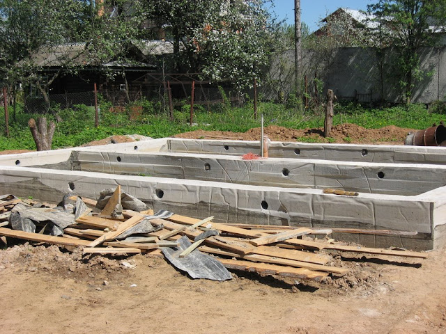 Приготовление бетонных смесей  Строительный блог