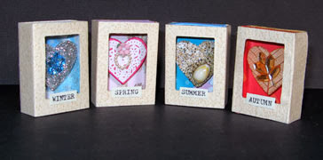 matchbox shadowboxes photo
