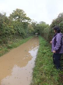 Floods at Trimingham