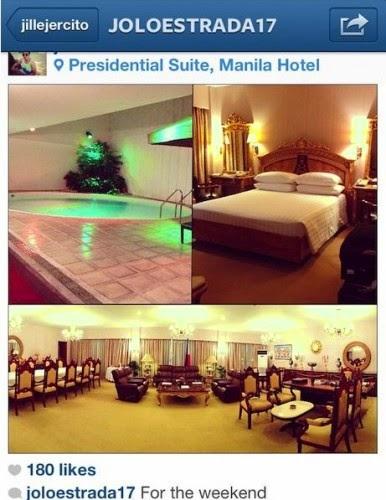 presidential suite manila hotel