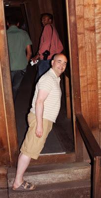 Eric Mystery Spot 2012
