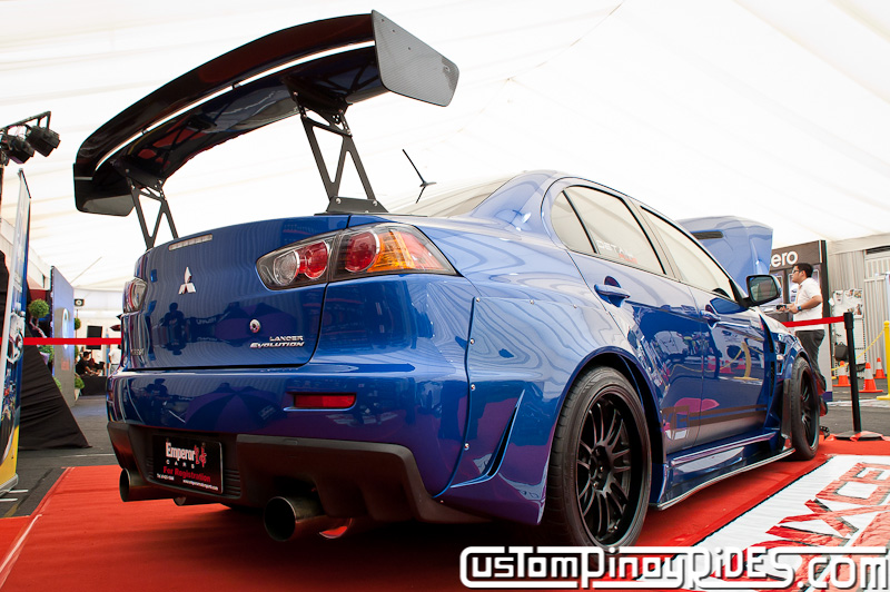 Varis Widebody EVO X by Emperor Motorsports Custom Pinoy Rides Car Photography Manila Philippines pic3