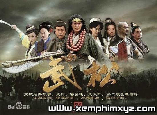 Võ Tòng - Anh hùng Lương Sơn Bạc