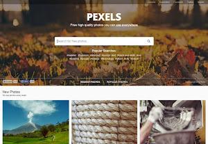 Pexels.com Trang web tìm ảnh chất lượng miễn phí bản quyền