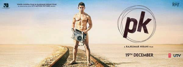 ?Aamir Khan? goes completely nude in ?PK? poster!