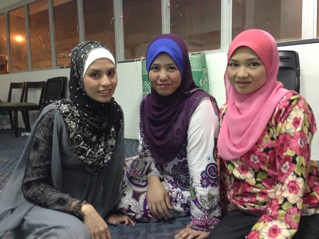 Awesomazing Team Zuriana and Nor Hafizah