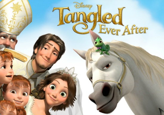 Watch Tangled Ever After Trailer