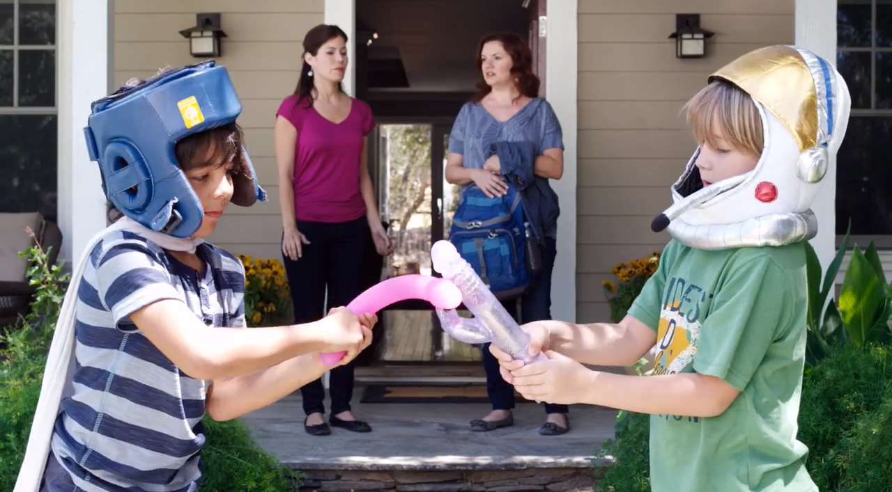 "Moms Bedroom Toys Fight Gun Violence in Hilarious New Evolve ""Playthings"" Commercial"