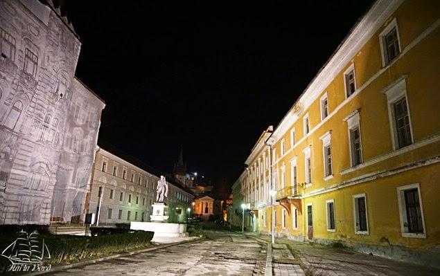 centru seara baile herculane