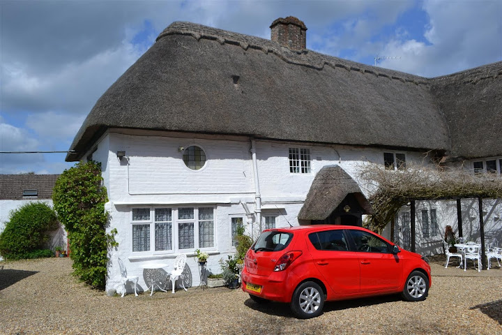 Burgate Farmhouse, Fordingbridge, UK
