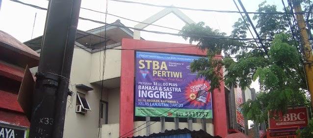 Stba Pertiwi Karawaci Tangerang