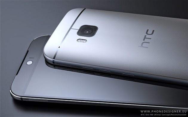 HTC One M9 chính thức xác nhận sẽ trình làng vào ngày 1/3