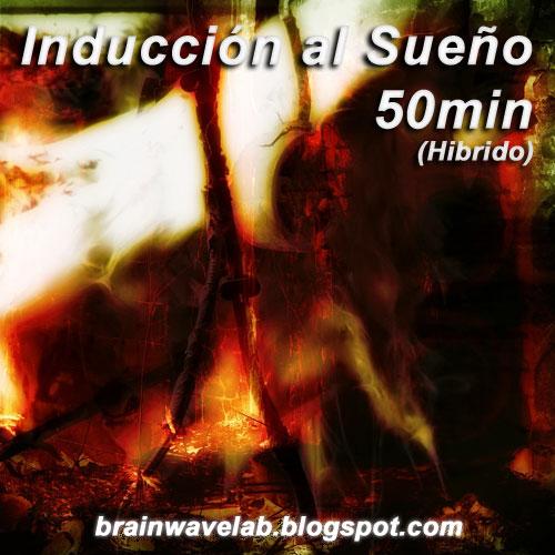Caratula - Inducción al Sueño (Hibrido) 50min