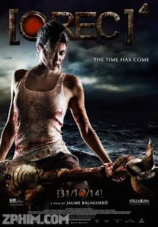 Tận Diệt - [REC] 4: Apocalipsis (2014) Poster