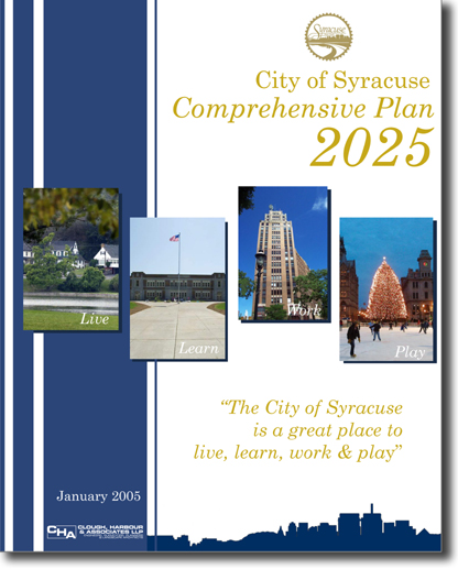 Comprehensive Plan 2025 Cover