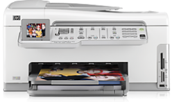 Instructions on download and install HP Photosmart C7250 printer installer