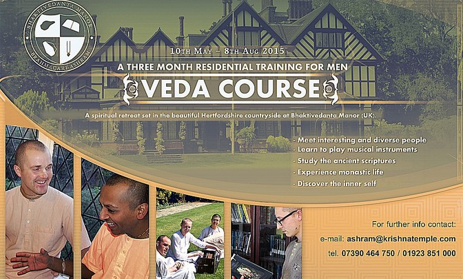 Residential Veda Course thumbnail