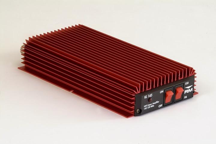 RM KL-145 Linear Amplifier