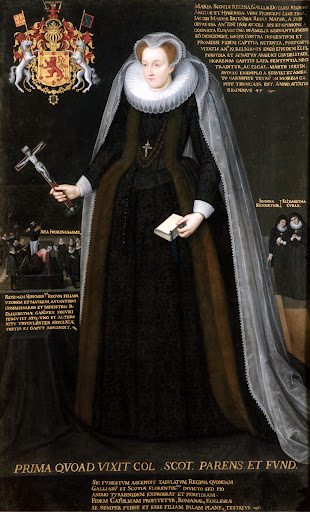 Mary, Queen of Scots: Blairs Memorial Portrait