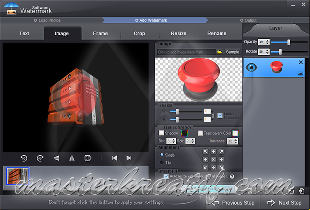 Watermark Software 7.6