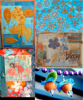 Color Challenge Wrap Up! Feb 2011