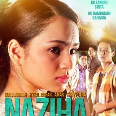 NAZIHA SLOT ZEHRA TV3 IZARA AISHAH PELAKON UTAMA
