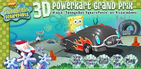 海綿寶寶3D賽車遊戲