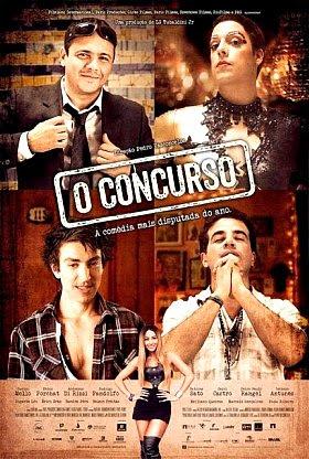 Filme Poster O Concurso TS XviD & RMVB Nacional