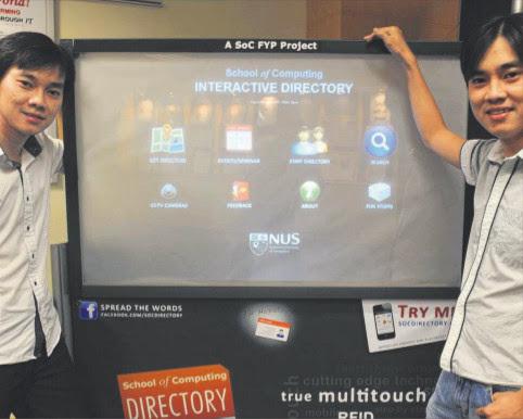 SoC Interactive Directory