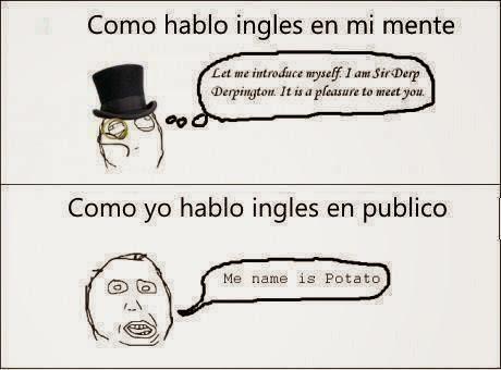 Hablar Inglés Humor