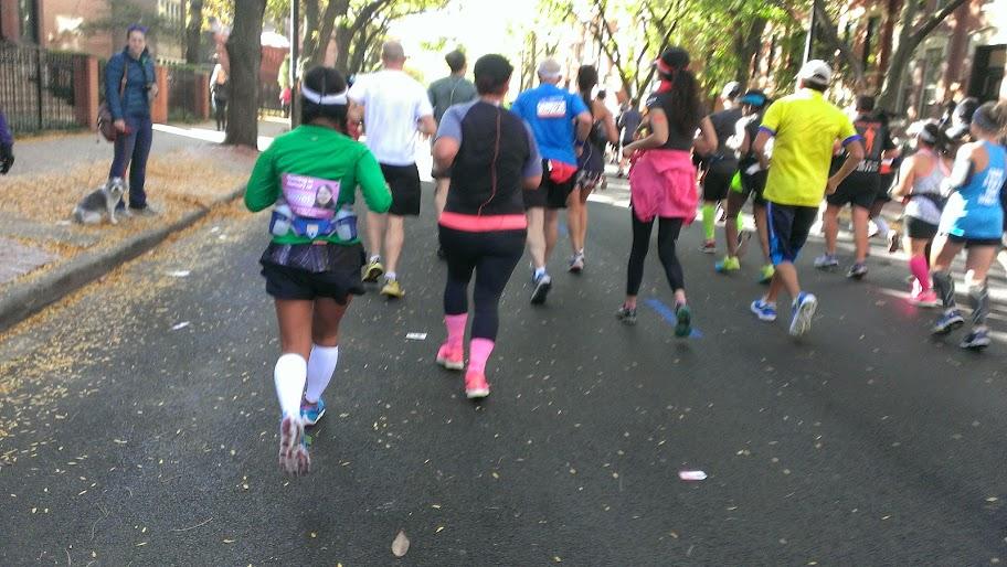 IMAG6937 My Chicago Marathon Recap   #TeamDannyDid