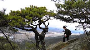 경주 남산120306(용장 관음사 열반재 고위봉 백운암사거리 산정호수 용장)