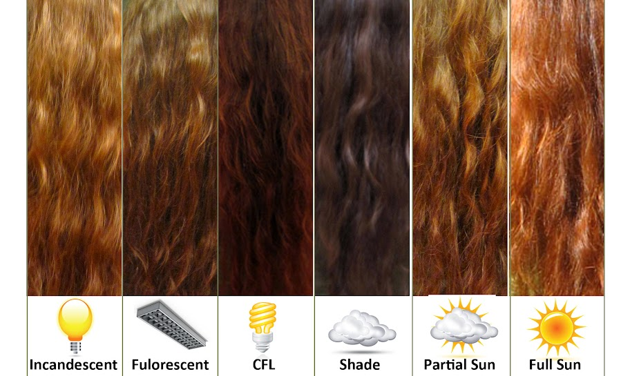 How Can I Naturally Lighten My Dyed Black Hair