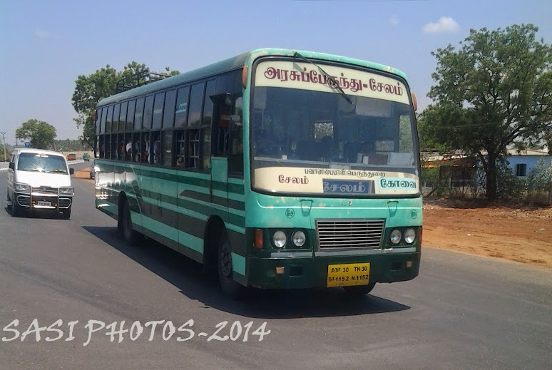 Tamil Nadu Buses - Photos & Discussion - Page 1724