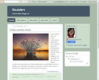 Réédition modèle Rounders - Vue Web